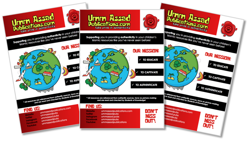 We Support YOU – FREE Leaflets/Posters